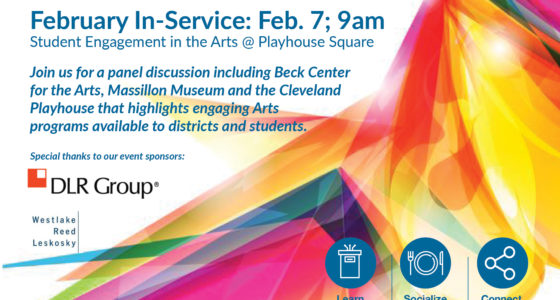 """GCSSA February In-Service Session:""""Student Engagement in the Arts"""""""